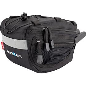 KlickFix Contoura Seat Post Bag black